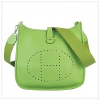 Hermes Evelyne III Bag Green