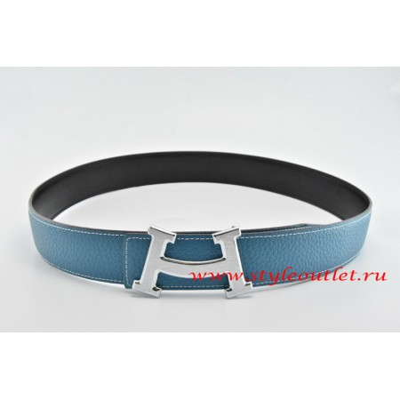 hermes leather belt and 18k buckle