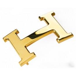 Hermes Belt 18K Gold Polished Buckle
