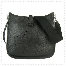 Hermes Evelyne III Bag Black