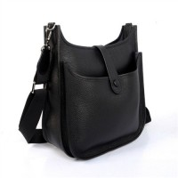 Hermes Evelyne GM W32cm Bag Black